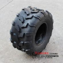 Caseiro DIY carro de quatro grande ATV touro motocicleta 18 * 9,5-8 polegadas pneu vácuo pneu traseiro arrastando flor(China (Mainland))
