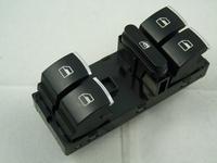 Free Shipping Shanghai Sance Auto Chrome Master Window Switch 10PIN For VW Golf Jetta MK5 MK6 Passat CC B6  (VW046)