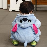 New 2014 Baby Bodysuits Baby One-piece Baby Cartoon Bodysuits