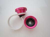 Universal 3in1 camera lens 180 Clip Fisheye Fish eye Camera Lens For iphone 4S 5 5S 5c samsung galaxy S3 S4 S5 phone camera