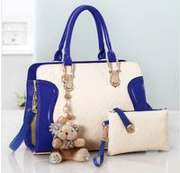 New Style Women Handbag Brand Designer 2014 Fashion Leather Shoulder Bag Bolsas Women Messenger Bags H0620