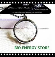 L038 10pcs/lot CHI Med Bio Disc 2 Scalar Energy Pendant