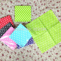 Free Shipping 120pcs/Lot Polka Dot Paper Napkins Napkins For Birthday Girls  Wedding Table Decoration Centerpieces