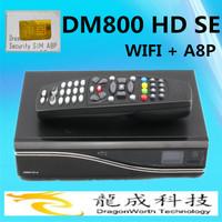 1pcs Atacado a versao Novo cartao A8P para DVB 800hd se com DM800SE wi-fi com SIM Card Security A8P Original ( 800se wi-fi a8p)