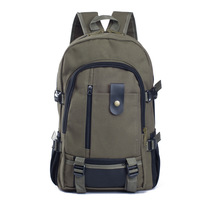 Hotselling new 2014 fashion men's backpack casual canvas backpack middle school bag travel bag large capacity backpack men bag