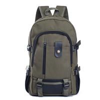 Hotselling new 2015 fashion men's backpack casual canvas backpack middle school bag travel bag large capacity backpack men bag