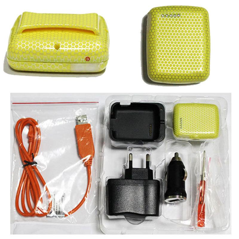 New Mini Waterproof Tracker Locator MT90 GPS GSM GPRS Alarm for Children Pet Tracking(China (Mainland))