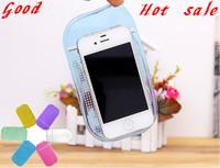 5pcs/lot Powerful Silica Gel Magic Sticky Pad Anti Slip Non Slip Mat for Phone PDA mp3 mp4 Car Accessories Multicolor QS0028