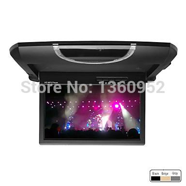 9 Inch Flip Down Roof Mount Car Monitor (SD/USB, Mp5, Demo Light)(China (Mainland))