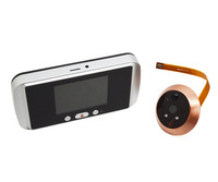 2014 NEWEST Free shipping Door viewer night working motion detection mobile mode