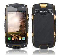 "MANN ZUG 3 Quad Core Qualcomm MSM8225 Waterproof Smartphone 4.0"" IPS Screen 1GB RAM 4GB ROM Android 4.3 Outdoor Smart Phone ZUG3"
