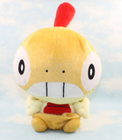 "Big Size BANPRESTO High Quality Janpanese Anime Pokemon 14"" Scraggy Soft Plush Toy Doll"