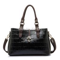 2014 New Fashion Bag Ladies Leather Handbag Europe and America Tide leather shoulder bag