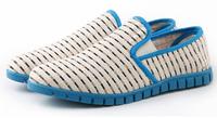 New Fashion England Mens shoes Flat Mesh shoes Casual shoes Sneakers Men Driving Shoes Chaussures de toile 250
