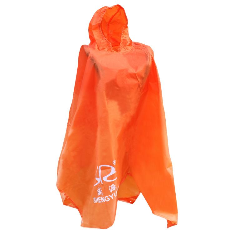 Free Shipping Outdoor Poncho Raincoat Mat Picnic mats Pergola Multi-functional Rain coat 0.25KG(China (Mainland))