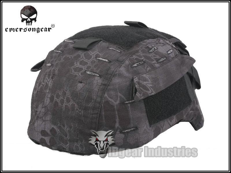 kryptek typhon MICH Helmet Cover For:MICH 2001 Emerson helmet accessories EM8974a(China (Mainland))
