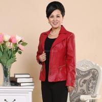 Free Shipping Middle-Aged Women Casacos Femininos XXXXL,5XL,6XL Jacket Short Coat jaqueta Feminina