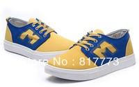 Free shipping fashion canvas shoes men's shoes wholesale boutique wholesale wx - 3081