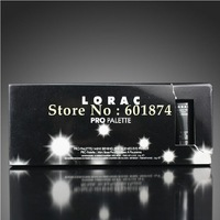 1Set 2014 New brand makeup LORAC PRO Palette Shimmer & Matte 16 color eye shadow + Mini Eye primer dropship free shipping