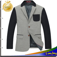 NEW Business Suits For Men Blazer Jackets Terno Masculino Brand Men's Suits Wool Mens Coat Autumn Casual Jacket Blazers