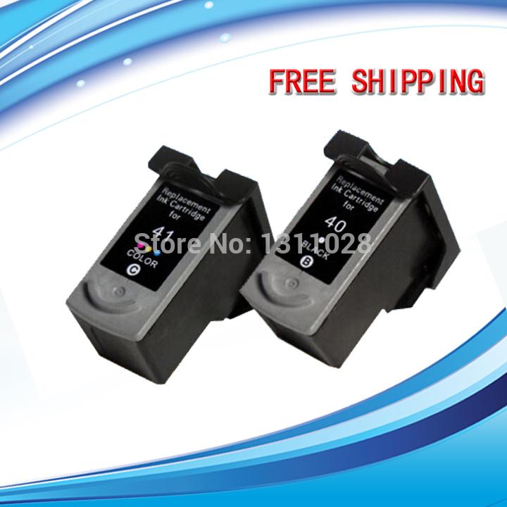 Картридж с чернилами OEM CL41 PG40 Pixma MP160 MP180 . .,  PG40 CL41