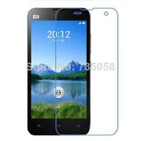 2X New Clear Screen Protector Cover Film  For Xiaomi MIUI M2 Mi2 Mi-2 Mi-Two E4158 P