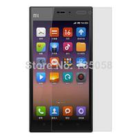 2X New Clear Screen Protector Cover Film  For Xiaomi MIUI M3 Mi3 Mi-3 Mi-Three E4159 P