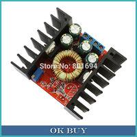 20 Pcs/Lot DC/DC 10A 100W Adjustable Buck Voltage Converter 7-32V 12V 24V to 0.8-28V 5V Step Down Power Supply Module