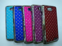 high quality crystal diamond case for LG L90