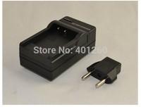 Digital camera Battery charger For Panasonic DMW-BCE10 CGA-S008E VW-VBJ10 S008A S008E Free shipping