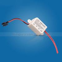 Power Supply Driver For LED Light Lamp Bulb 240-260mA 4-5W 85-265V