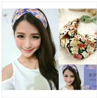 5pcs/lot Beautiful headbands for women High quality hairbands Nice hair ornaments Brand new spring 2014 hair wear Basin