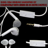 Free shipping genuine oem EHS61 fone de ouvido auriculares manos libres out-ear earphone with mic and volume control 20pcs/lot