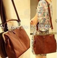 2014 hot sale women messenger bags antiquates bag fashion vintage small bags cross-body mmobile women's handbag bag