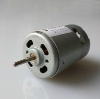 5pcs DC 380 motor 3-12V 21000 RPM high speed Large torque Johnson micro motor DC motor Free shipping 1745