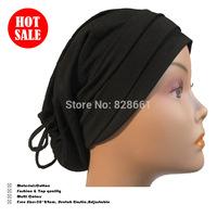 Muslim Islamic Arabian hijab,underscarf, veil,robe,abaya,inner cap,free shipping