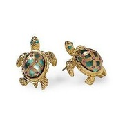 Over 15 $ Free shipping New fashion accessories jewelry bj turtle stud earrings