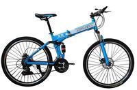 26 inch downhill mountain bicycle folding bikes for men bicicleta mondraker aerofolio speed dual suspension bike disc brakes