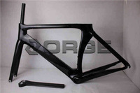 free shipping!!! T700 2015 carbon road frame bicycle road bike frameset for gift