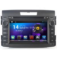 Android 4.2.2 Car DVD GPS Player Navigation Stereo Radio  for HODA CRV 2012 2013  Navigation And WIFI/3G