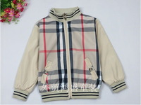 Retail New Brand Baby Boy's Warmer Jacket/Boy's Outerwear/Children's Windbreaker/Hoodies & Sweatshirts/Girl's Trench