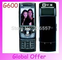 G600 Original Unlocked Samsung G600 mobile phone Bluetooth Camera JAVA FM Cheap Cell phone 1 year warranty Refurbished