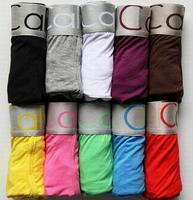 5pcs/lot Better Quality Calvin Clein Underwear Men's Boxers Shorts Cuecas