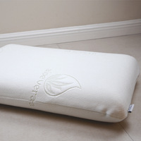 Lily latex memory cotton two-in-one dual bread pillow