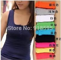 summer dress 2014 tank top fashion leisure wild women tops brand clothing women summer dress tank top free shipping promotion