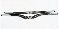 New BONTRAGER Mountain full carbon bike Handlebar MTB carbon bicycle riser Handlebar 31.8X580/620/640/660/680mm Free Ship