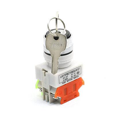 660 В 10A нет NC 4 контакт. выбора блокировка 2 позиция кнопочный переключатель 10a 660 в 4 терминал фиксации 2 позиция nc dpst поворотный переключатель ваттной 2 ключ
