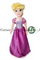 5pcs/lot Rapunzel Doll Plush Toys 50cm Tangled Rapunzel Princess Doll Kids Toys Dolls for Girls Gift