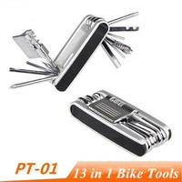 GIYO Military Bike Multi Portable Tire Ferramenta Kit 13 in 1 Multifunctional Repair Mtb Bicycle Cycling Maintenance Tools Sets