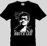 2015Now Bruce Lee T shirt casul camisetas camisa slim fit Vintage summer new man fitness men T-SHIRTS